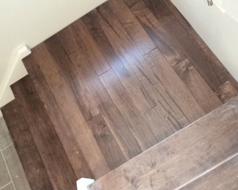 Flooring Rustic Maple 1