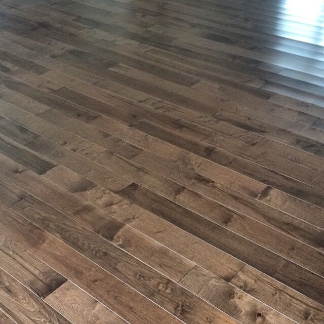 Flooring Rustic Maple 2